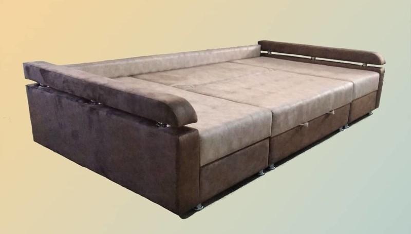 Угловой диван на заказ (модель №2)