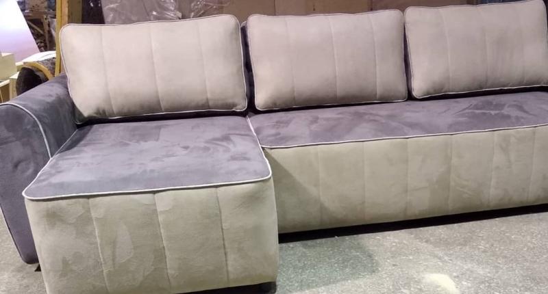 Угловой диван на заказ (модель №5)