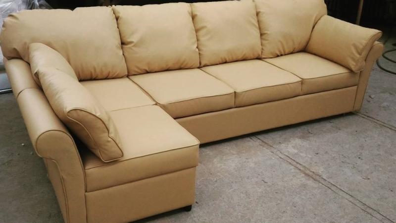 Угловой диван на заказ (модель №8)