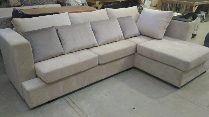 Угловой диван на заказ (модель №11)