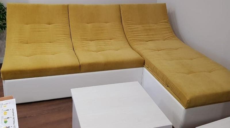 Угловой диван на заказ (модель №7)