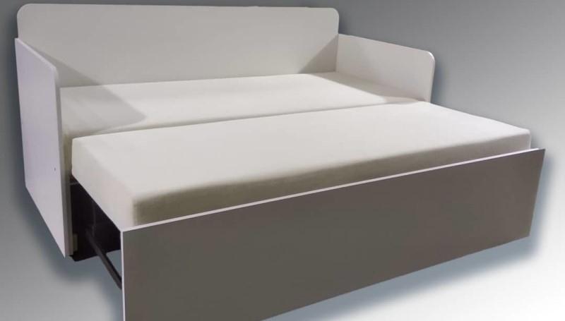 Детская кровать на заказ (модель №1)