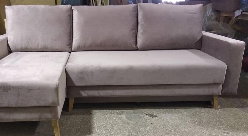 Угловой диван на заказ (модель №4)