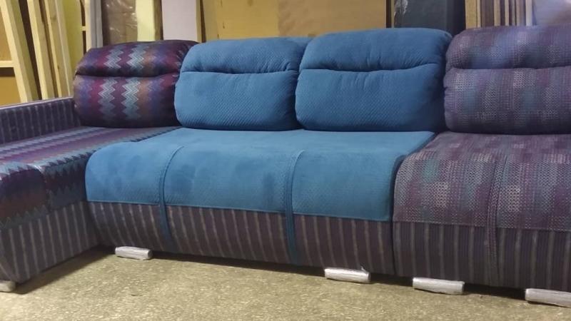 "Угловой диван ""Еврокомфорт 4"" на заказ"