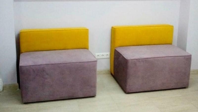 Прямой диван на заказ (модель №4)