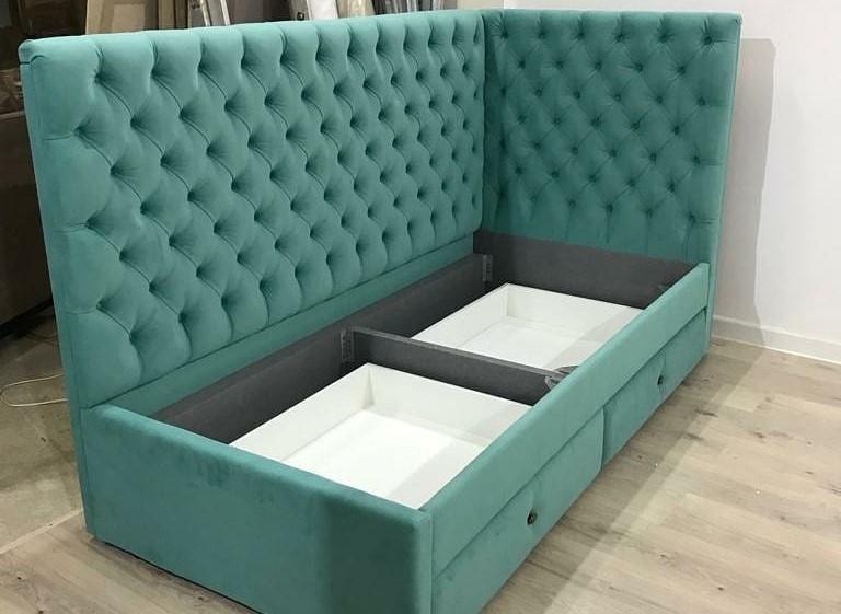 Детская кровать на заказ (модель №2)