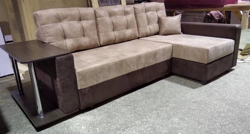 Угловой диван на заказ (модель №6)