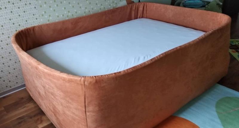 Детская кровать на заказ (модель №4)